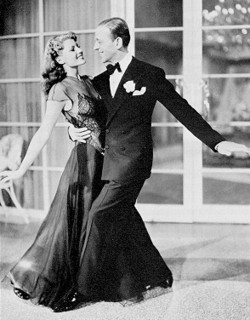 Ginger Rogers & Fred Astaire~