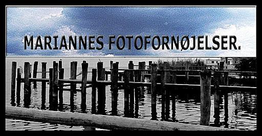 Mariannes Fotofornøjelser