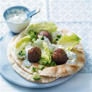 world s easiest falafel and tzatziki recipe on food52 world s easiest ...