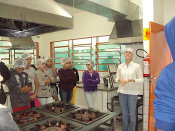 VISITA AO CPA (Centro de Processamento de Alimentos) da PMCG