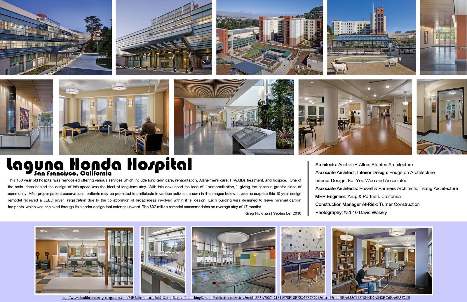 Greg Hickman Designs: Precedent ysis | Laguna Honda Hospital