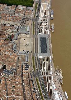 Bordeaux: vue aerienne