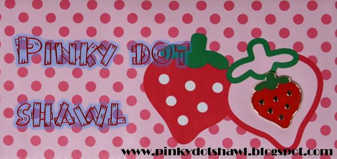 pinkydotshawl