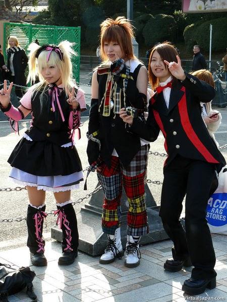 Fashion Unik Ala Wanita Jepang Artikel Artikel Baru