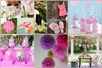Whimsy Wise Events Whimsical Garden Baby Shower