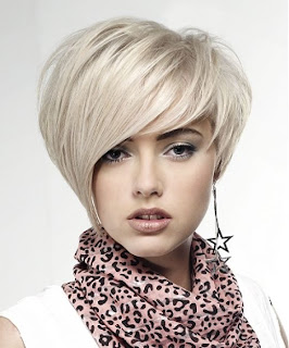 Short hairstyle are best for younger women and business women with not much