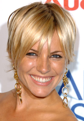 short hairstyles for thick hair