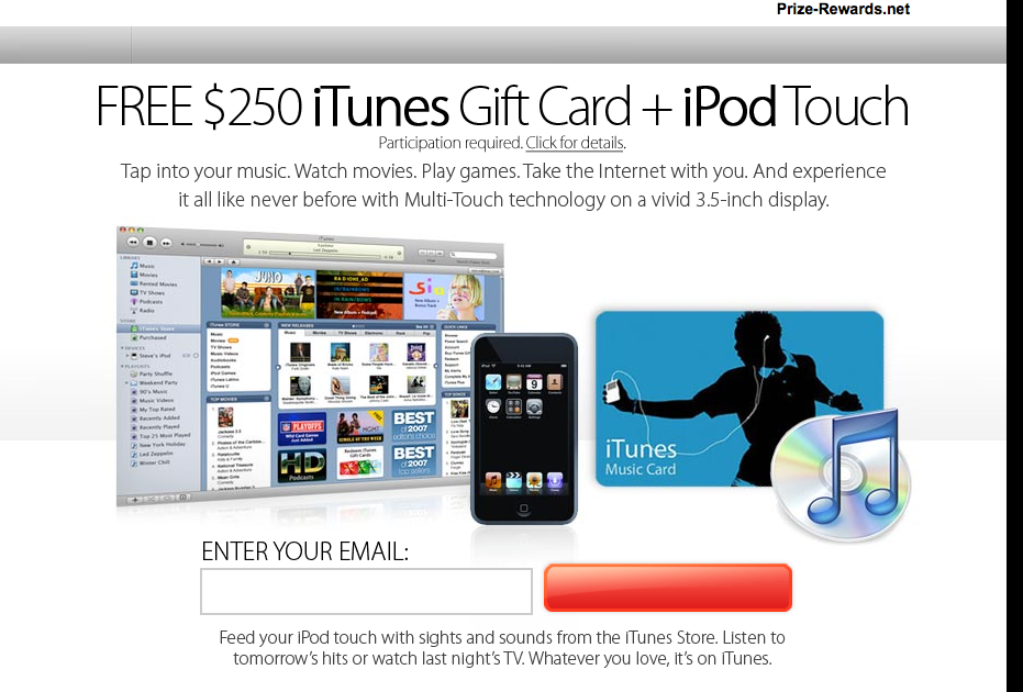 how to get free itunes cards with cydia