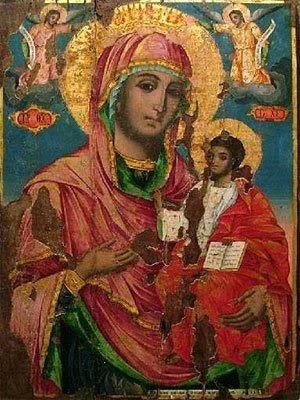 Голяма Богородица - 15 август Успение на Пресвета Богородица