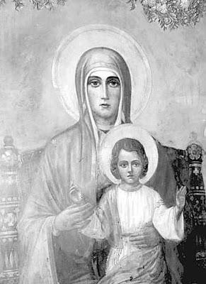Богородица - Успение на Пресвета Богородица