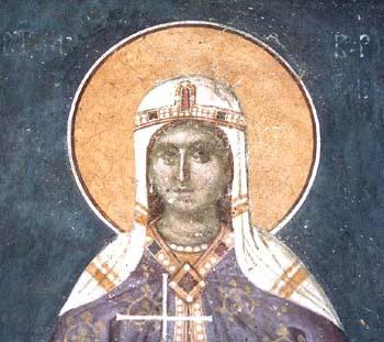 Женска Коледа, св. Варвара