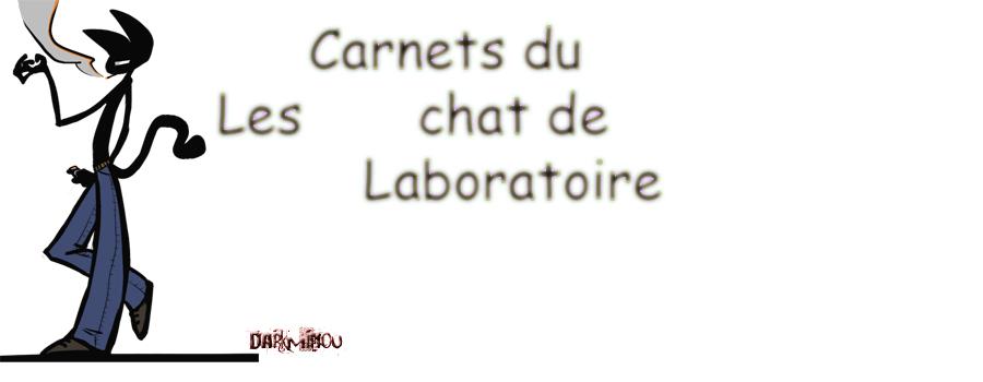 les carnets du chat de laboratoire