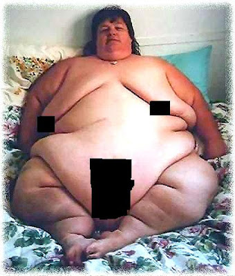 Ugliest naked picture of women