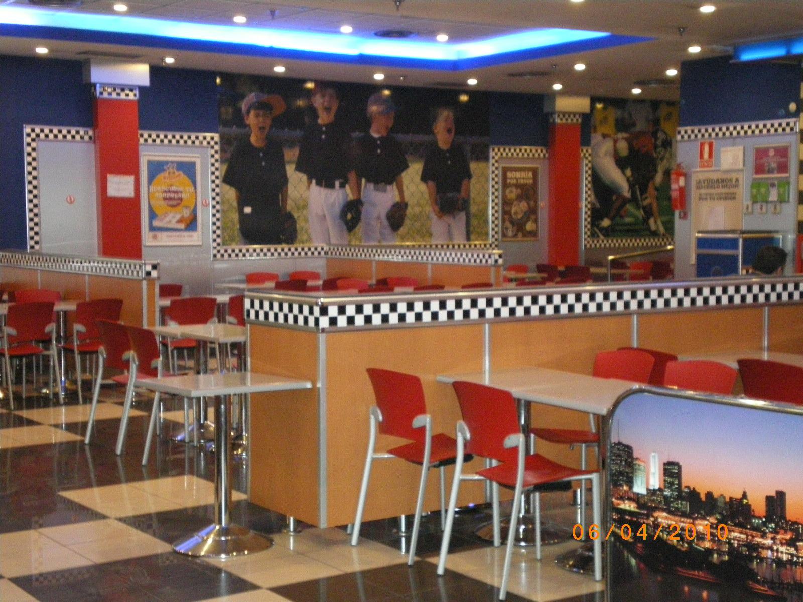 proyectointegrado2b restaurantes de comida rapida
