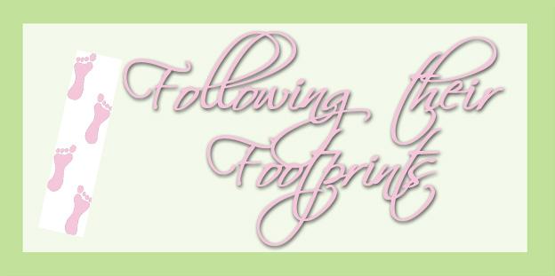 Following Their Footprints