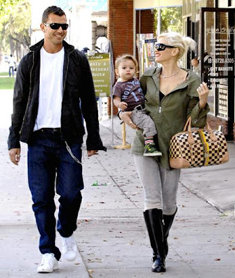 Haute or Not: Gwen Stefani's L.A.M.B. / Louis Vuitton Lookalike Bag