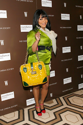 Lil' Kim & Marc Jacobs Bag