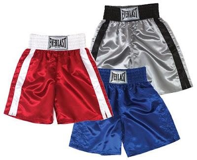 everlast boxing shorts