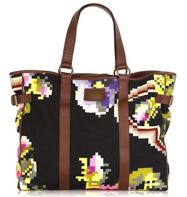 Matthew Williamson Geometric print tote