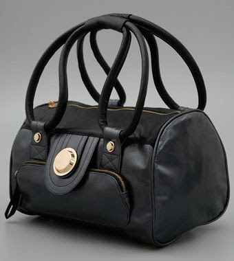 Gustto Metallic Vando Bag