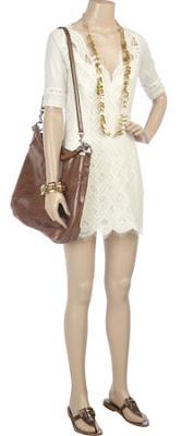 Miu Miu Coral stones embellished bag