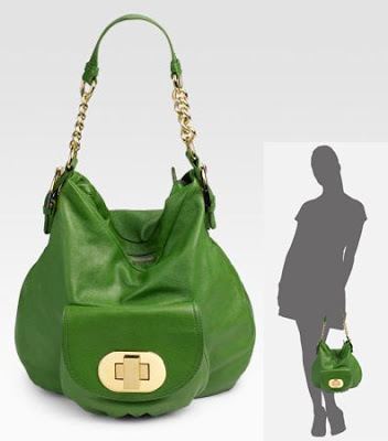 Haute or Not: Badgley Mischka Platinum Label Connie Hobo Bag