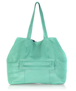 See by Chloe Full On leather tote