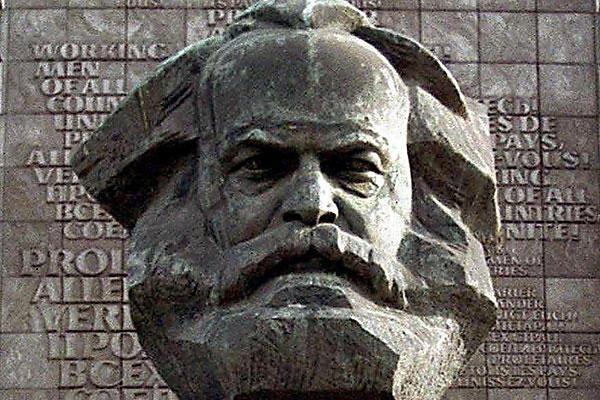 Marx dissertation