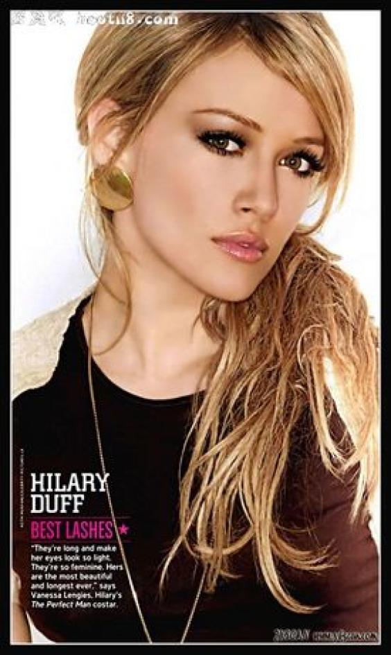 Hilary Duff hot wallpapers