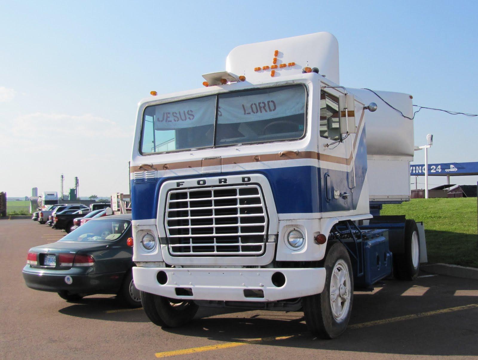 Truckfax: Ford W series