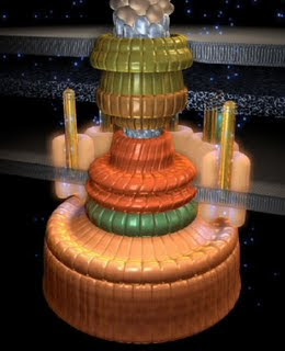 Flagelo bacteriano in situ: Darwin não explica a origem e nem a evolução disso!!!  Flagelo+bacteriano+1