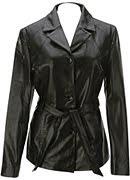 Jaket Kulit Wanita Model 13