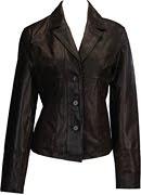 Jaket Kulit Wanita Model 19