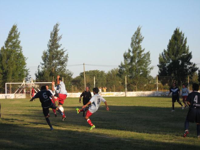 Rivadavia (ch) vs Villa Belgrano (j)