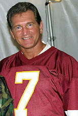Football Legend: Joe Theismann