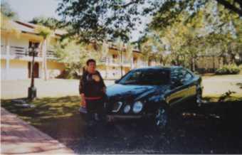 A Poeta e o carro do Daniel