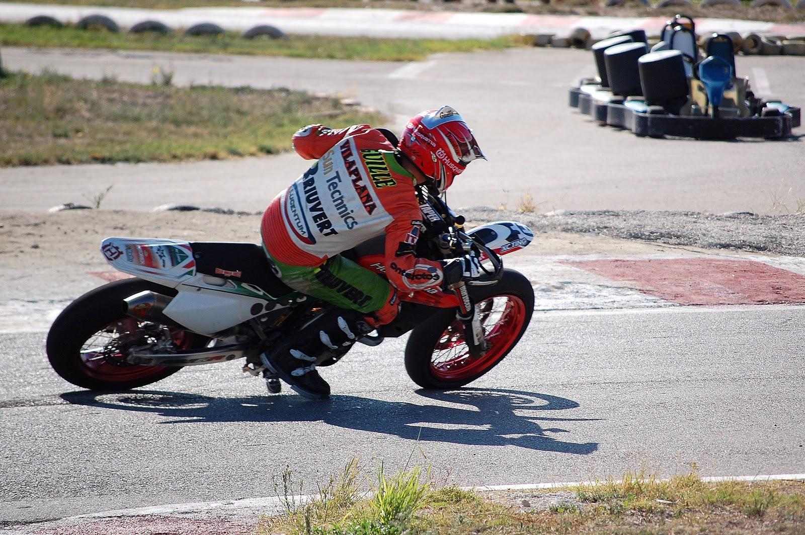 Circuito De Alcarras : Gas motos primera prueba del campeonato de españa de supermotard