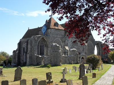 Winchelsea church