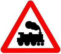 train warning
