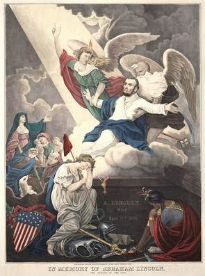 Apotheosis of Abraham Lincoln