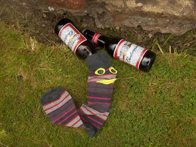 Sidney Sock On The Beer