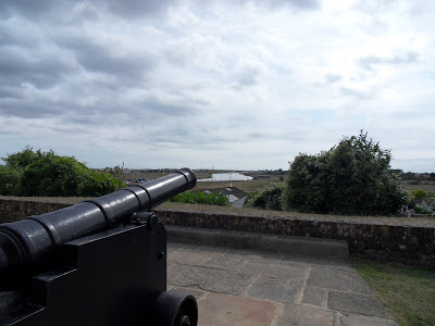 View from Rye Castle