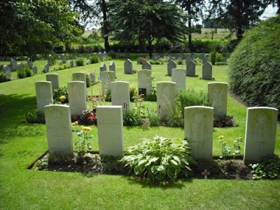 Saint Symphorien Military Cemetery