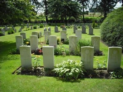 Saint Symphorien Military Cemetery
