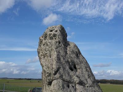 Heel Stone at Stonehenge
