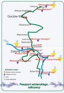 Lubuskie - kraina winem i miodem płynąca