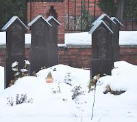cmentarz przy kościele św. Antoniego na Karłowicach