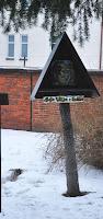 alejka wilka z gubbio przy kościele św. Antoniego na Karłowicach