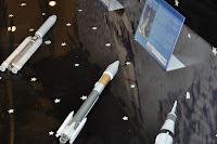 makiety rakiet kosmicznych