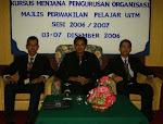 Tiga Bekas Pelajar MTD - MPP UiTM
